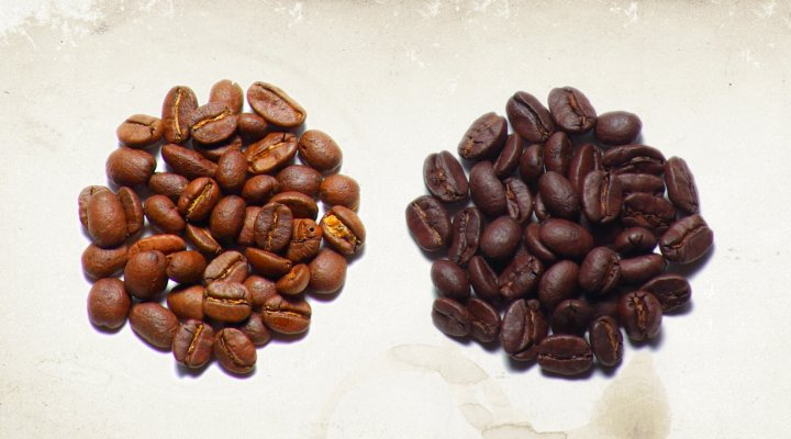 Light vs. Dark Roast
