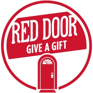 Red Door Gift Coffee