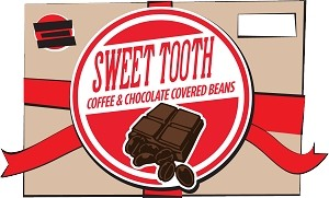 Give a Gift of Coffee & Chocolate Covered Beans